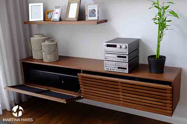 Media Unit Bespoke Custom Made Furniture Design Sydney