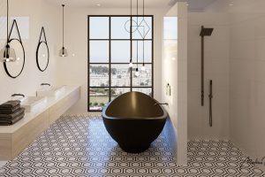 Bathroom Layout Planning
