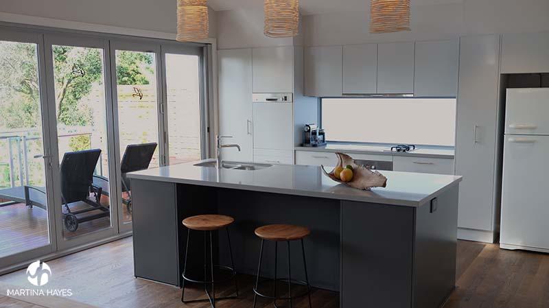 Open Plan Kitchen Design With Island Bench Martina Hayes Interior