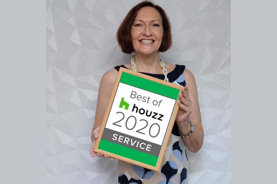 Martina Hayes Houzz Award 2020
