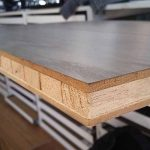 Engineered timber layers