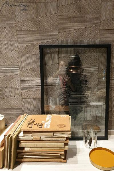 textured brown wallpaper